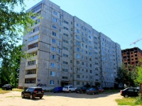 Losino-Petrovskiy, Nagornaya st, house 3. Apartment house