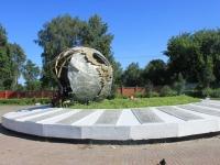 Losino-Petrovskiy, monument Павшим воинамNagornaya st, monument Павшим воинам