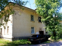 Losino-Petrovskiy, Suvorov st, house 3. Apartment house
