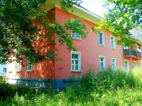 Losino-Petrovskiy, Suvorov st, house 5. Apartment house