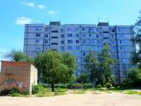 соседний дом: ул. Суворова, дом 11. многоквартирный дом