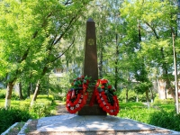 Losino-Petrovskiy, monument Павшим воинамSuvorov st, monument Павшим воинам