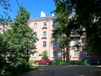 Losino-Petrovskiy, Oktyabrskaya st, house 3. Apartment house