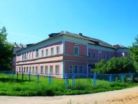 neighbour house: st. Oktyabrskaya, house 6. governing bodies Администрация городского округа Лосино-Петровский