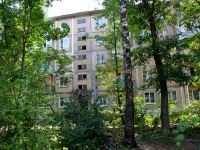 Losino-Petrovskiy, Stroiteley st, house 1. Apartment house
