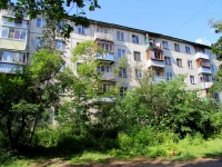 Losino-Petrovskiy, Stroiteley st, house 3. Apartment house