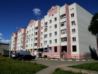 Losino-Petrovskiy, Stroiteley st, house 8. Apartment house