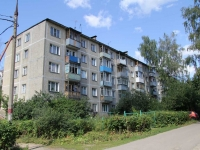 Losino-Petrovskiy, Stroiteley st, house 11. Apartment house