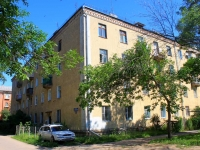 neighbour house: Ln. Oktyabrsky, house 2. Apartment house