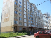 Losino-Petrovskiy, Pushkin st, house 2. Apartment house