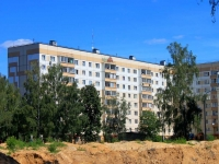 Losino-Petrovskiy, Pushkin st, house 4. Apartment house