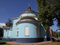 """Losino-Petrovskiy, church """"Иконы Божией Матери Всех Скорбящих Радость"""", 7th Noyabrya st, house 1"""