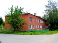 neighbour house: Ln. Gorky, house 2. Apartment house