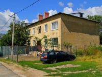 neighbour house: Ln. Gorky, house 4. Apartment house
