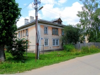neighbour house: Ln. Gorky, house 5. Apartment house