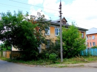 Losino-Petrovskiy, Gorky Ln, house 7. Apartment house