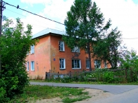 Losino-Petrovskiy, Gorky Ln, house 9. Apartment house