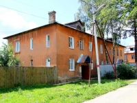 Losino-Petrovskiy, Severnaya st, house 1. Apartment house