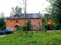 Losino-Petrovskiy, Severnaya st, house 5. Apartment house