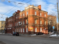 Nizhny Novgorod, Apartment house Доходный дом купца М.А.Горинова, Bolshaya Pechyorskaya st, house 8