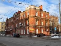 улица Большая Печерская, дом 8. многоквартирный дом Доходный дом купца М.А.Горинова