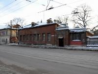 Нижний Новгород, улица Большая Печерская, дом 13. многоквартирный дом