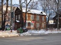 улица Большая Печерская, дом 16А. многоквартирный дом
