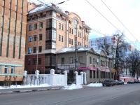 Нижний Новгород, улица Большая Печерская, дом 24. многофункциональное здание
