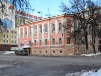 Нижний Новгород, улица Большая Печерская, дом 28. многофункциональное здание