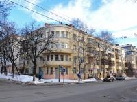 Нижний Новгород, улица Большая Печерская, дом 30. многоквартирный дом