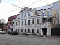 Nizhny Novgorod, Bolshaya Pechyorskaya st, house 31. office building
