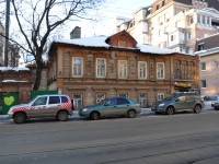 Nizhny Novgorod, Bolshaya Pechyorskaya st, house 41. Apartment house