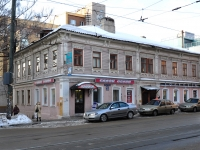 Nizhny Novgorod, Bolshaya Pechyorskaya st, house 55. Apartment house