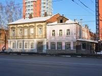 Нижний Новгород, улица Большая Печерская, дом 66. многоквартирный дом