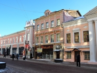 Нижний Новгород, улица Большая Покровская, дом 4. многоквартирный дом