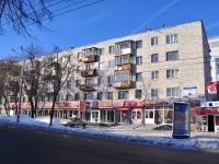 Nizhny Novgorod, Bolshaya Pokrovskaya st, house 93. Apartment house