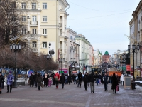 Nizhny Novgorod, Вид на улицуBolshaya Pokrovskaya st, Вид на улицу