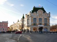 Nizhny Novgorod, Pozharsky st, house 2. court