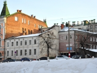Nizhny Novgorod, Pozharsky st, house 4. office building