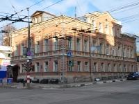 Нижний Новгород, улица Пискунова, дом 22. многофункциональное здание