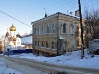 Нижний Новгород, улица Ильинская, дом 2. многоквартирный дом