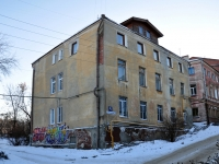 Nizhny Novgorod, Il'inskaya st, house 4. Apartment house