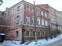 Нижний Новгород, улица Ильинская, дом 6. многоквартирный дом