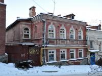 Нижний Новгород, улица Ильинская, дом 7. многоквартирный дом