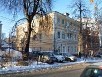 Нижний Новгород, улица Ильинская, дом 19. многоквартирный дом
