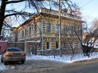 Нижний Новгород, улица Ильинская, дом 23. многоквартирный дом