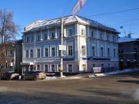 Нижний Новгород, институт Нижегородский институт красивого бизнеса, улица Ильинская, дом 28