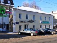 下諾夫哥羅德, 旅馆 ПАРУС, Il'inskaya st, 房屋 45А
