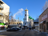 Nizhny Novgorod, church В ЧЕСТЬ ВОЗНЕСЕНИЯ ГОСПОДНЯ, Il'inskaya st, house 54