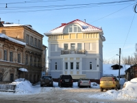 Nizhny Novgorod, Il'inskaya st, house 105А. office building